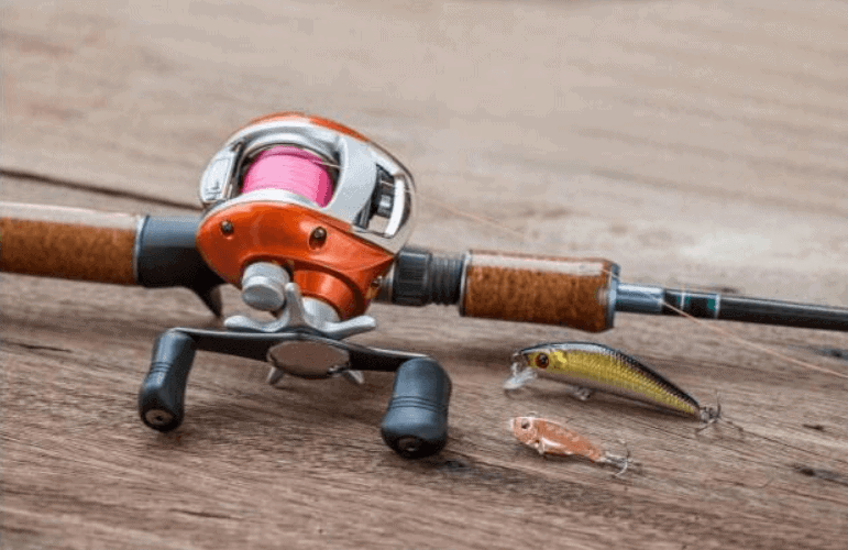 How to Clean Baitcasting Reel at Home