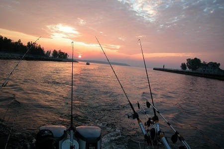 Best Time of Day to Go Fishing
