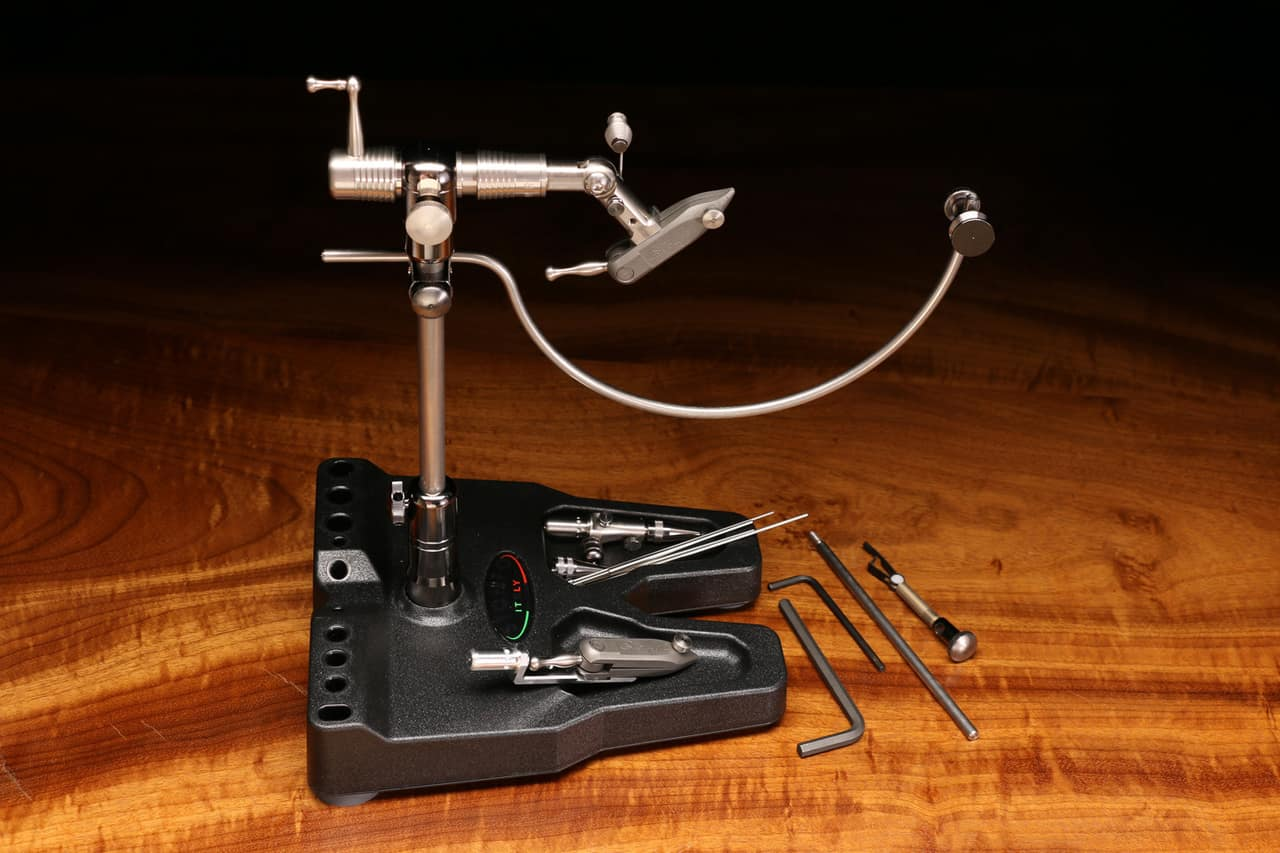 How to Pick a Fly Tying Vise
