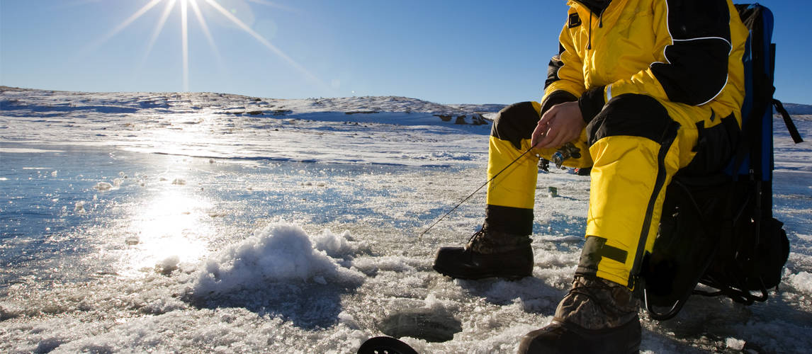 10 Best Places to Ice Fish in the U.S.A