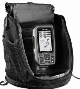 Garmin Striker 4 with Portable Kit