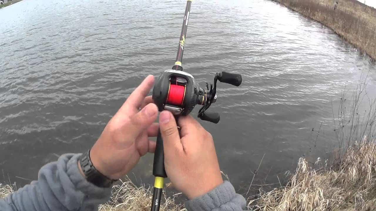 How to Cast a Baitcasting Reel