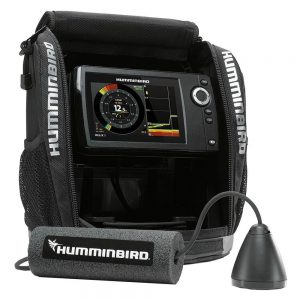 Humminbird 410970 1 ICE Helix 5 Fishfinder