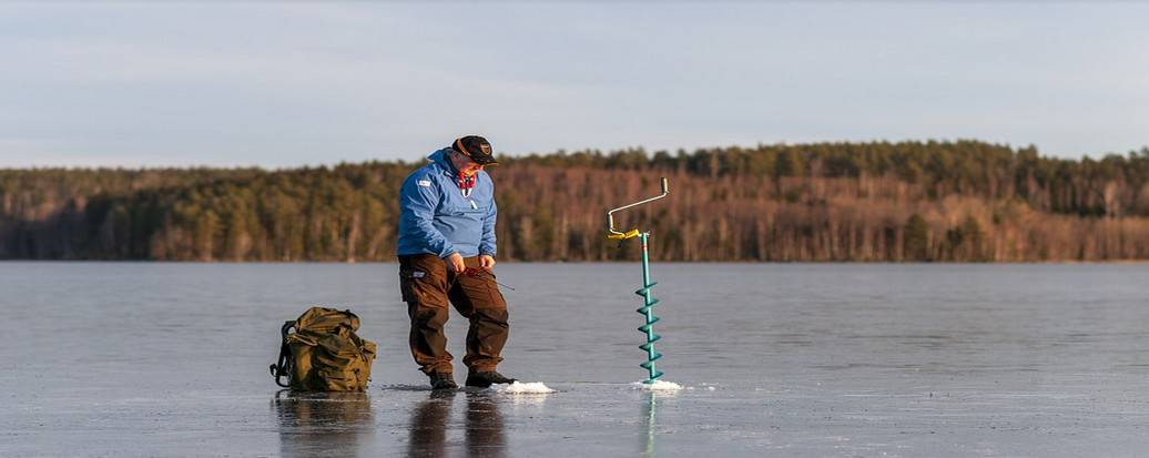 Ice Fishing Guide for Beginners