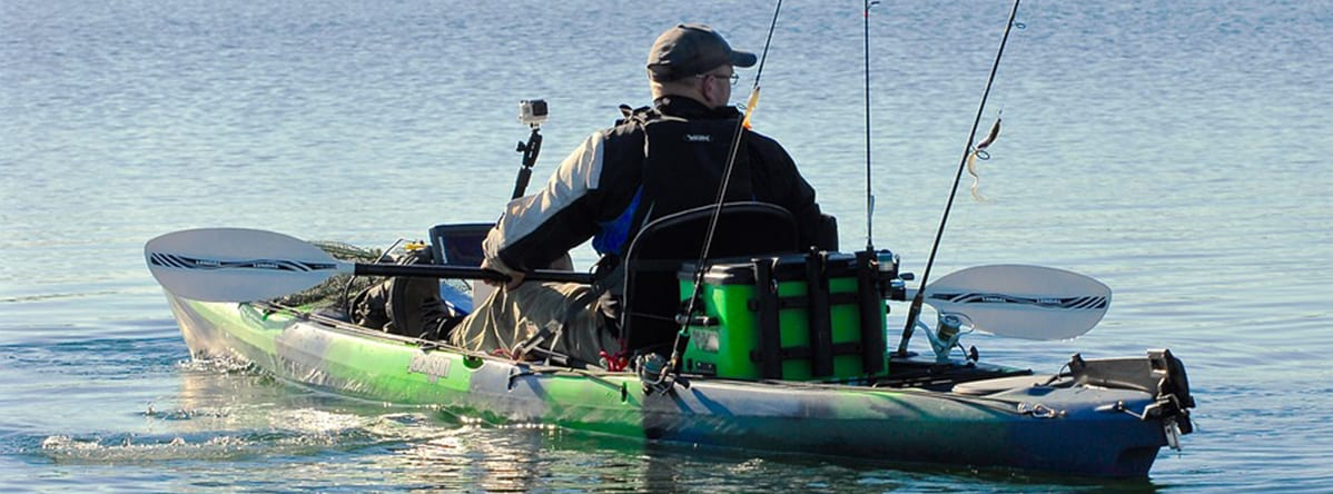 Your Ultimate Guide to Kayak Angling