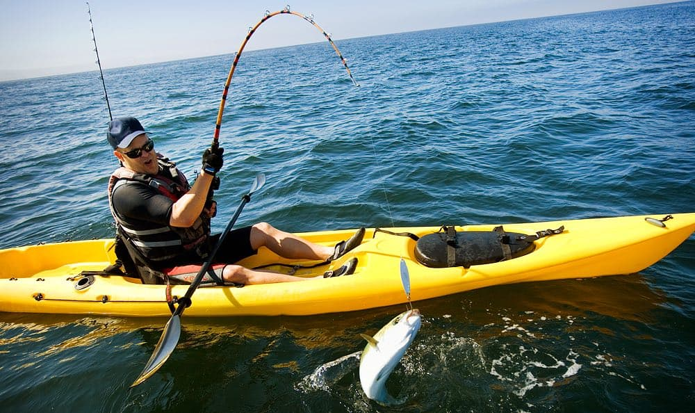 Best Fishing Kayaks with Pedals