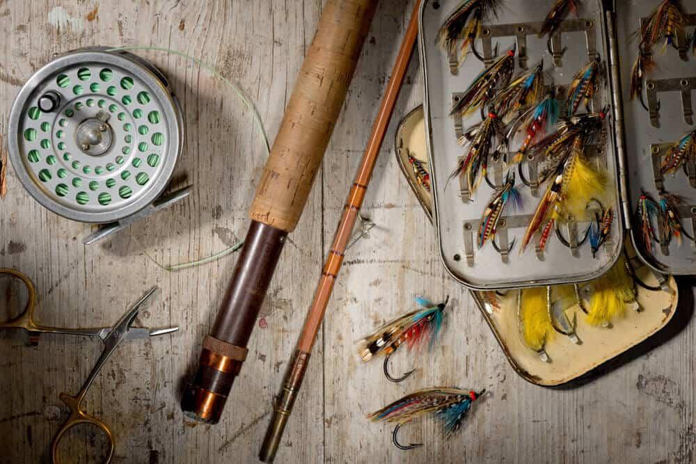Fly Fishing Setup