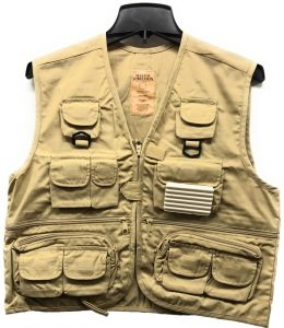 Master Sportsman 26 Pocket Fishing Vest