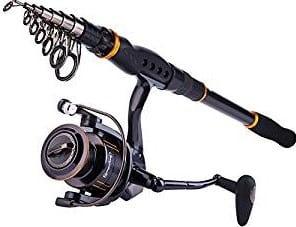 Sougayilang Fishing Rod Combos