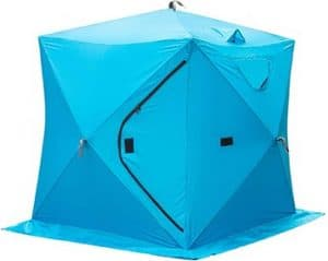 Tangkula Pop up Ice Shelter